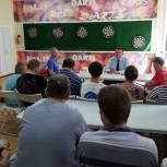 Андрей Голубев провёл серию встреч в наукограде Протвино