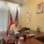 Сайгидахмед Ахмедов провел прием граждан в приемной «Единой России»