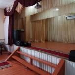 В Хайбуллинском районе Башкирии обновили сельский клуб имени Гайнетдина Муталова
