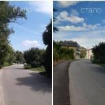 Евгений Бартенев проинспектировал работы по благоустройству смарт-квартала «Рябинки Парк»