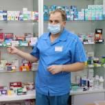 Новая аптека появилась в селе Восточное благодаря депутату от «Единой России»