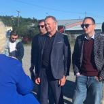Многие годы  магаданцы обращаются  к депутату Милотворскому по самым разным поводам