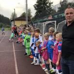 Одинцовские партийцы поддержали турнир по мини-футболу в Старом городке