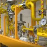 В деревне Дубровка Киржачского района запустили подачу природного газа