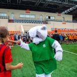 Команды из Малой Вишеры и Великого Новгорода победили на фестивале дворового футбола