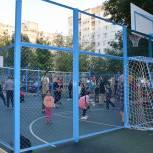 В Твери открываются объекты, благоустроенные в рамках Программы поддержки местных инициатив