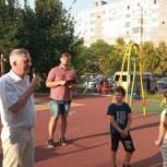 Николай Лукьянов стал гостем праздника «Лето в городе»