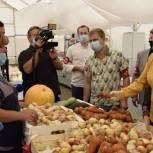 В Уфе активисты партпроекта «Единой России» «Народный контроль» отметили снижение цен «борщевого набора» почти на треть