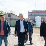 Рахим Азимов провел встречи в Мурыгино и Юрье