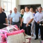 Ремонт дорог и медицинское обслуживание обсудили с местными жителями в рамках визита врио главы региона в Сердобский район