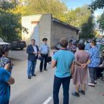 Депутат Вячеслав Тарасов провел встречу с жителями