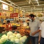 Мониторинг цен на продукты из «борщевого набора» прошел в Волгодонске