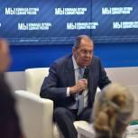 Сергей Лавров: «Единая Россия» - наш главный соратник в Госдуме по решению задач на международной арене
