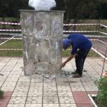 Памятник в селе Катино будет капитально отремонтирован