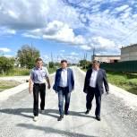 Иван Квитка выполнил просьбу жительницы Сладковского района