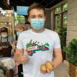 Молодогвардейцы провели мониторинг цен на продукты из «борщевого набора» на северо-востоке Москвы