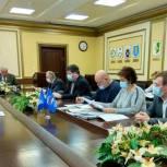 Круглый стол по обсуждению инициатив граждан прошел в Ступине