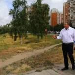 Петр Толстой: Благоустройство прудов в Марьино – классный проект для района