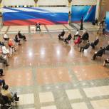 Владимир Путин встретился с лидерами списка и представителями партии