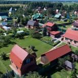 Парламентарии «Единой России» внесли законопроект о продлении «дачной амнистии»
