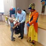 Ильдар Акчурин подарил первоклассникам Кузнецкого района праздник