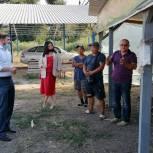 Активисты партпроекта «Народный контроль» встретились с фермерами Каменского района