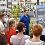 Андрей Воробьев обсудил с жителями Заводского района план перспективного развития микрорайона «Авиатор»