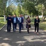 Общественная комиссия оценила готовность Нижегородской кадетской школы к новому учебному году