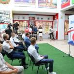 Валерий Лидин: Штаб общественной поддержки партии - это особый формат взаимодействия партии с людьми
