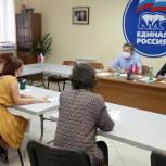 Депутат Мособлдумы Евгений Аксаков в Луховицах провел прием жителей