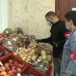 В городе Лабытнанги цена на сезонные овощи снизилась