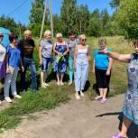 В Кузнецком районе прошла экологическая экспедиция