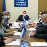 В штабе общественной поддержки «Единой России» обсудили реализацию мер по снижению цен на «борщевой набор»
