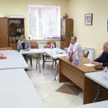 Партийцы городского округа Луховицы окажут помощь многодетной семье погорельцев
