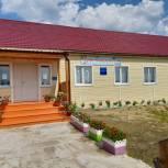 Активисты партии отметили хорошу подготовку школы села Кактолга к новому учебному году.