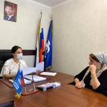 Обращения граждан в Приемной «Единой России» рассмотрела депутат Карина Ибрагимова