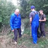 Акция «Дни зеленых действий» прошла в Нижнеломовском и Вадинском районах
