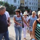 Панков: С общественными советами будем формировать паспорта дворов в Балакове