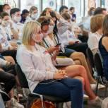 Александр Толмачёв рассказал участникам «Территории смыслов», как продвигать позитивный контент в соцсетях