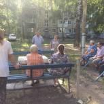 Салават Шафиков ответил на вопросы жителей Ашинского района