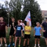 В Нерехте молодогвардейцы организовали мероприятия в поддержку сборной России на Олимпийских играх