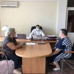 Депутаты Собрания Копейского городского округа проводят встречи с жителями города в депцентре «Единой России»