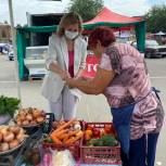 Лариса Тутова: Цены на сезонные овощи в ближайшие дни стабилизируются