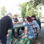 В Троицке проходят встречи с избирателями в рамках обсуждения народной программы партии «Единая Россия»