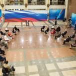 Денис Майданов принял участие во встрече Владимира Путина с представителями партии «Единая Россия»