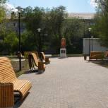 В Оренбуржье завершено благоустройство еще двух общественных территорий