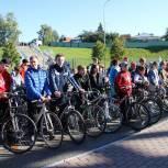 26 августа в Красногорске велозабегом дадут старт акции «Месячник отказа от автомобиля» в рамках Всероссийского экологического марафона «Дни зелёных действий»