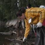 В Елизове Камчатского края при поддержке партпроекта «Единой России» «Городская среда» впервые прошли «Чистые игры»