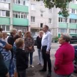 Денис Желиховский выполняет наказы избирателей, проживающих на улице Окружной