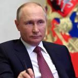 Президент подписал указ о единовременной денежной выплате пенсионерам